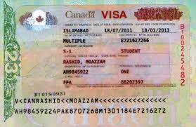 Canadian Visa UK