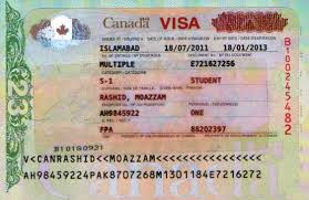 Canadian Visa UK